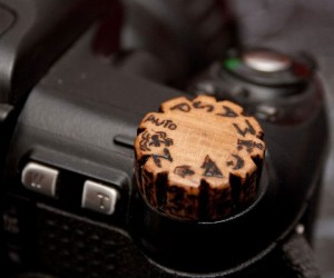Man Loans Out Dslr and Gets It Back With Serious Wood