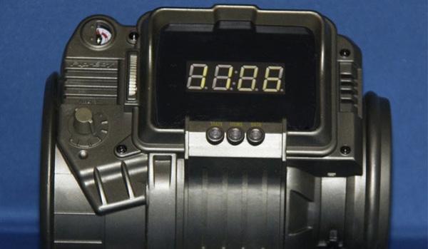 fallout 3 pip-boy 3000 alarm clock