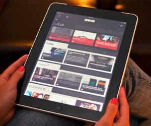 Flud: Best iPad News Reader Yet