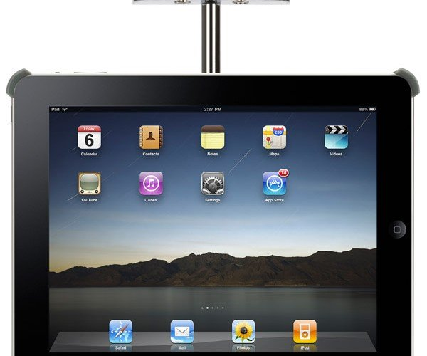 Griffin Mount Neatly Tucks Your iPad Under a Cabinet