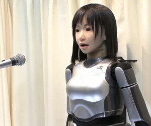 Hrp-4c Singing Robot: Robo-Tune