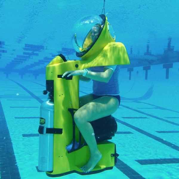 hydrobob underwater scooter