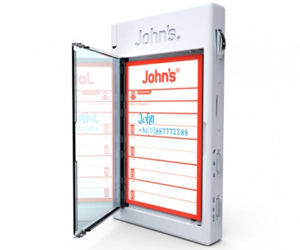 johns phone 5