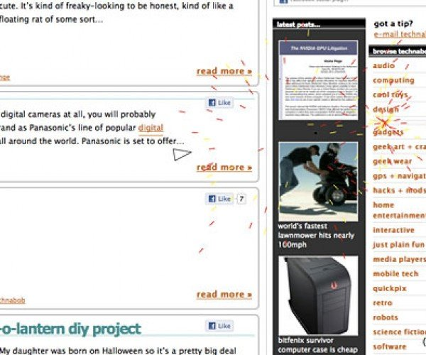 Kick Ass Bookmarklet Lets You Demolish the Web