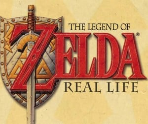 The Legend of Zelda: Real Life
