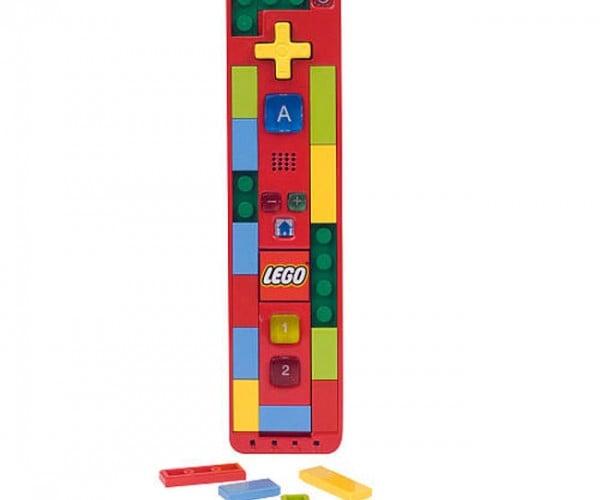 lego wii-mote controller 3