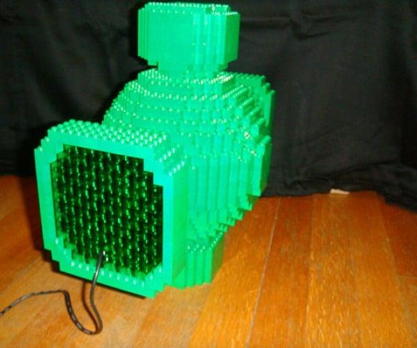 lego green lantern power battery 2