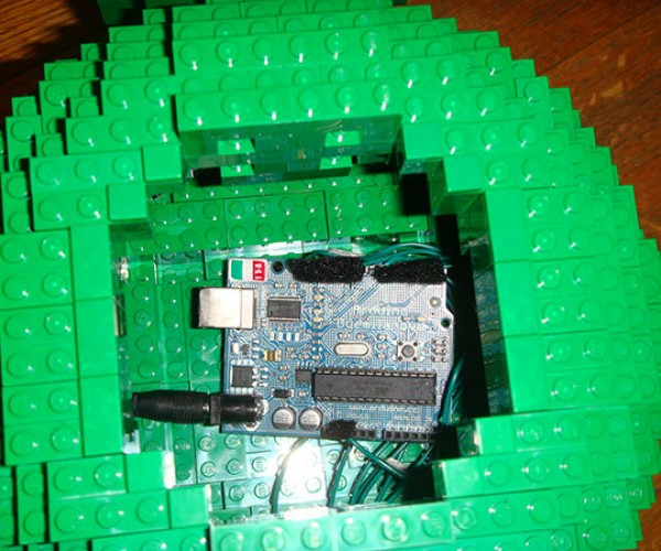 lego green lantern power battery 3
