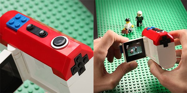 lego stop motion video camera 2