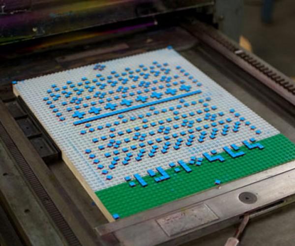 LEGO Letterpress 2