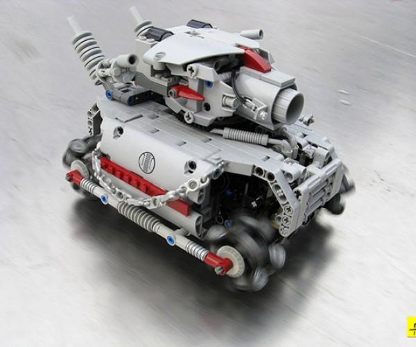 metal grudge lego tank 3