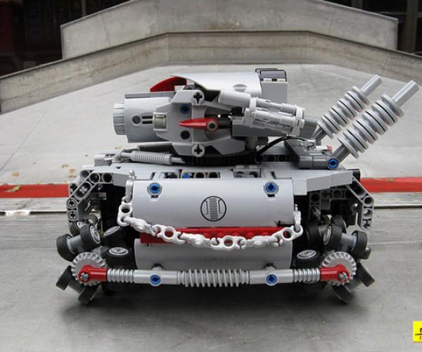 metal grudge lego tank 5