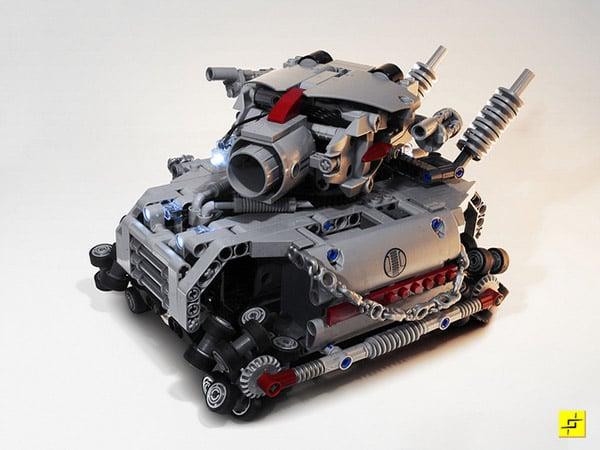 Metal Grudgeという戦車的なアレだそうです。