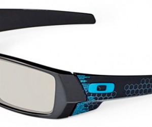 Oakely Offers Limited Edition TRON 3d Glasses