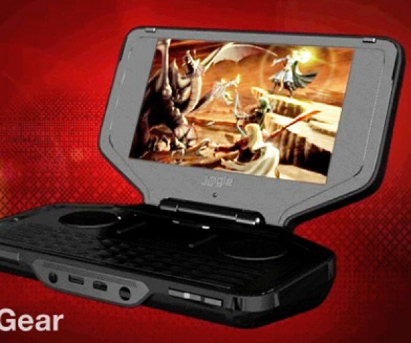 Panasonic Jungle Handheld: Mmo on the Go?