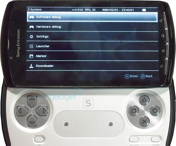 playstation phone 2