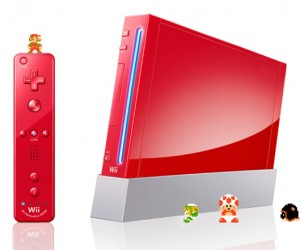 Red Nintendo Wii on Its Way (if You Live in Japan)