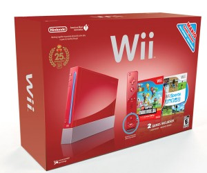 Gamers in America Can Get a Red Wii Without Sleeping Around