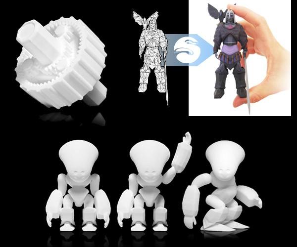 Sculpteo: Online 3d Printing Hits the U.S.a.