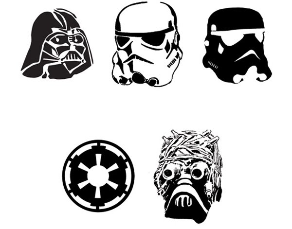 star wars pumpkin patterns 2