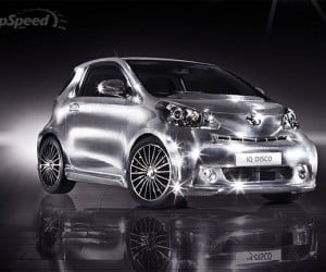 Toyota Iq Disco Car: Party in the Intersection!