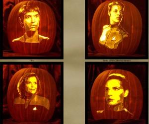 Star Trek Hotties Halloween Style