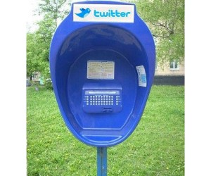 If You Ever See This Twitter Booth, Please Destroy It