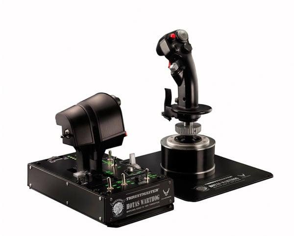 thrustmaster warthog hotas controller