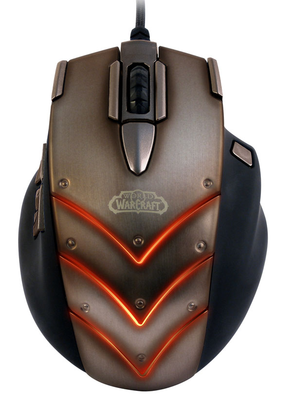 steelseries unveils new mouse for warcraft geeks on [Technabob]<br />