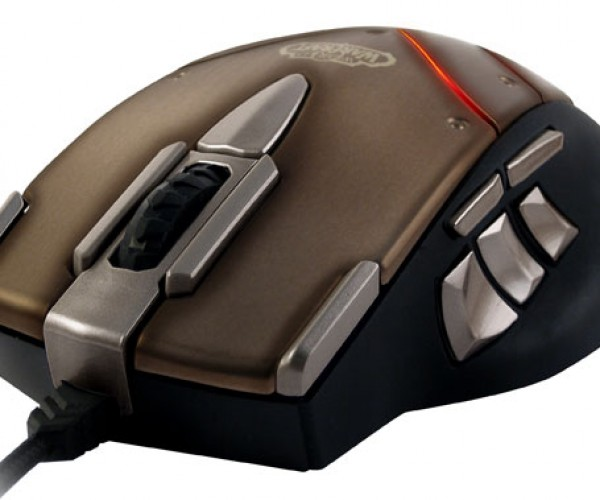 Steelseries Unveils New Mouse for Warcraft Geeks