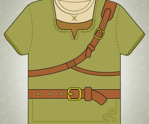 Celda: Link Needs This T-Shirt
