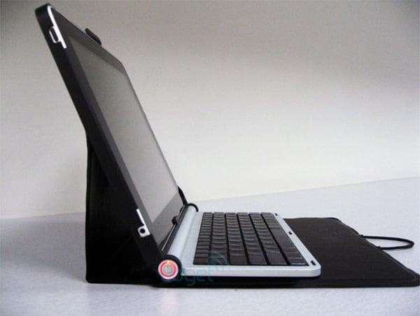 adonit writer case folio keyboard apple ipad