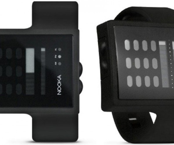 Nooka Zub Zayu: the Truly Ambidextrous Watch