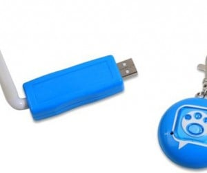 USB Gadget Allows Your Dog to Twitter as Well! Yippie!