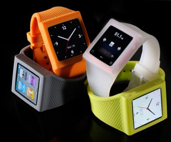 Hex iPod Nano Watch Actually Doesn'T Look Half Bad, Makes Me Want an iPod Nano