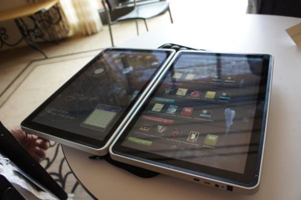 kno tablet ipad apple mac alternative dual screen ebook reader
