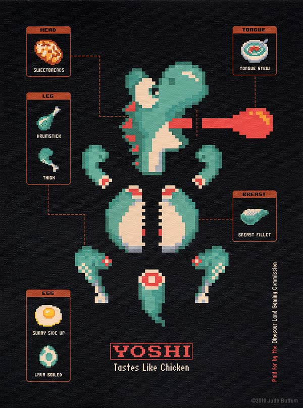 koopa super mario ganon judebuffum video games art