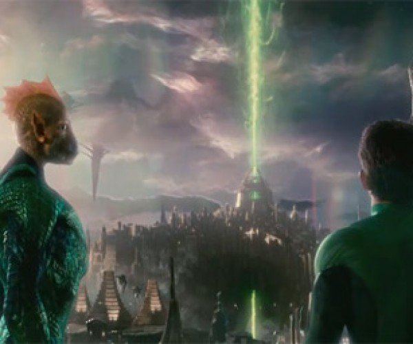 Green Lantern Trailer: Superhero Reboot Du Jour