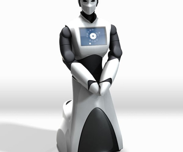 Reem-H2 Humanoid 'Bot Aims to Scare the Life Out of You
