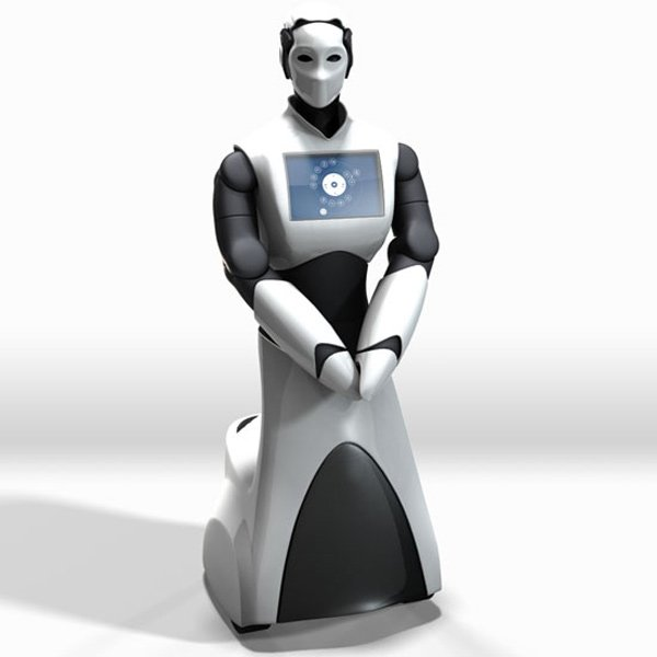 pal robotics robot scary maid spain