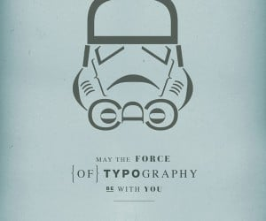 May the Fonts be With You