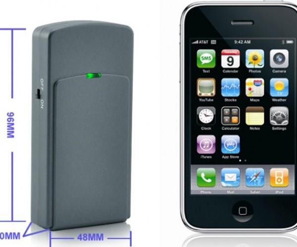 Portable Wi-Fi Jammer: Pocket Evil
