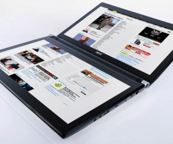 Acer Iconia Double Screen Tablet: Double Fail