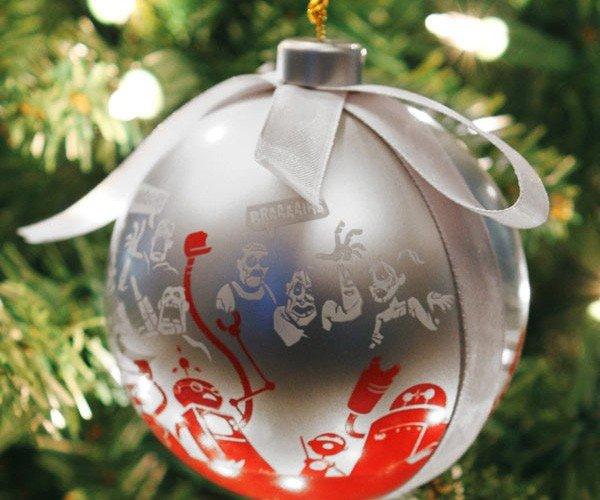 Tannenbomb Prank Ornament Will Drive the Unwitting Owner Insane