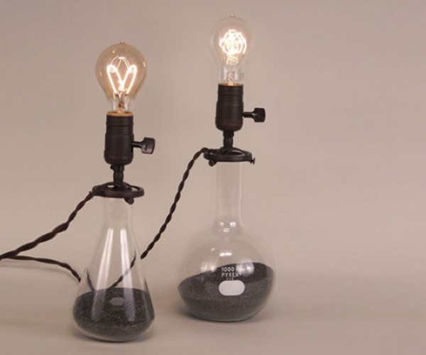 Beaker Lamps Remind Me of Muppet Babies