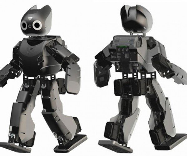 Darwin-Op Open Source Robot Kit Ready for You to Give It Life