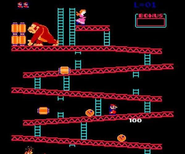 """Nintendo Wants to Trademark """"on Like Donkey Kong"""""""