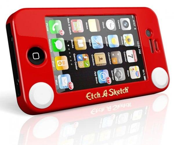 etch a sketch iphone case 2