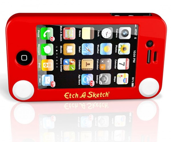 etch a sketch iphone case 3
