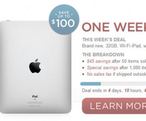 Evolyte iPad Deal Could Save You Up to $100